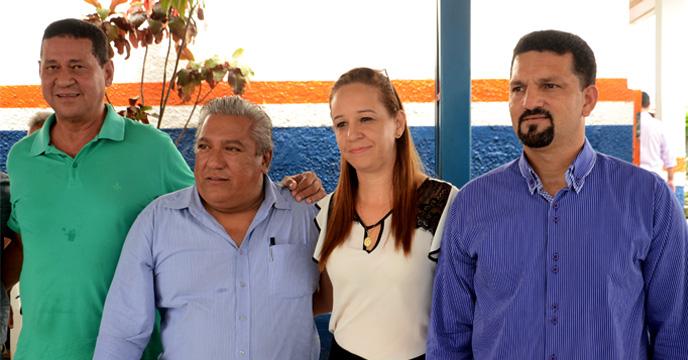 Diretoria da Companhia de Desenvolvimento de Rondonópolis. Foto: Luan Dourado/GazetaMT