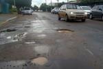 Deputado destina emenda de R$ 2 mi para recuperação de ruas de Rondonópolis