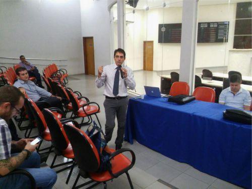 Promotor de Justiça Vacchiano coordenou os trabalhos e aposta na participação da sociedade. Foto: GazetaMT