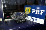 Motorista é flagrado pela PRF com 13 kg de cocaína na BR-364