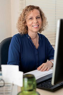Doutora Liz Almeida. (Foto: INCA)