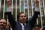 Parcelamento de dívidas municipais vai ajudar retomada do investimento, diz Rodrigo Maia