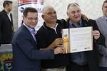 No Araguaia, Nininho cumpre agenda de proposta da ALMT