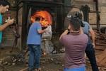 Polícia Civil incinera 81 tabletes de maconha