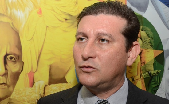 Vereador Rodrigo da Zaeli. Foto: Luan Dourado/GazetaMT