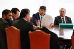 Bancada de Mato Grosso se reúne com Temer e cobra conclusão de obras em rodovias