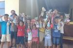 Escolas da rede municipal de educação celebram a Páscoa