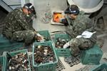 Armas apreendidas de criminosos poderão ser usadas por forças de segurança