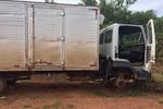 Carroceria de caminhão é recuperada e receptador é preso