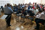 Produtores culturais participam de seminário sobre leis federais de incentivo