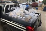 Mais de 400 kg de drogas são incinerados pela Polícia Civil