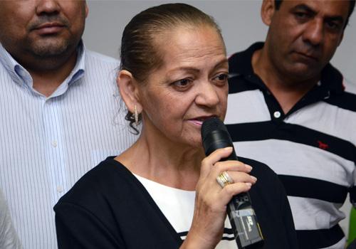Diretora promete muito trabalho. Foto - Luan Dourado/ Gazeta MT