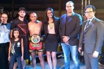 Atleta de Rondonópolis fica com cinturão do Conselho Mundial de Muaythai