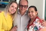 Janaina Riva se encontra com Pátio em Rondonópolis e dá alerta ao prefeito
