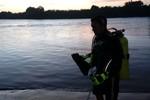 Bombeiros procuram por homem que se afogou no Rio Jurigui