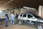 Polícia Civil incinera 200 quilos de drogas em Lucas do Rio Verde