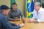 Guilherme Maluf reivindica reforço para segurança de Pedra Preta