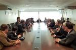 PSD Kassab e PSD nacional reafirmam apoio para projeto de eleger Fávaro ao Senado
