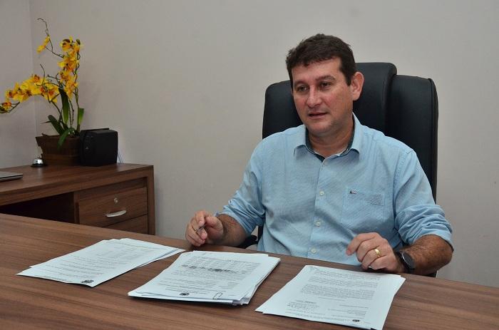 Presidente da Câmara de Rondonópolis, Rodrigo da Zaeli -PSDB. Foto: Sirlei Alves