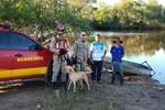 Bombeiros procuram por homem desaparecido em Itiquira
