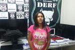 Mulher é presa por tráfico de drogas e receptação em Rondonópolis