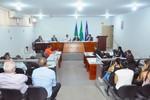 Secretários municipais são sabatinados pela Câmara Municipal