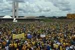 Políticos de Mato Grosso não participaram das manifestações contra a corrupção em Brasília