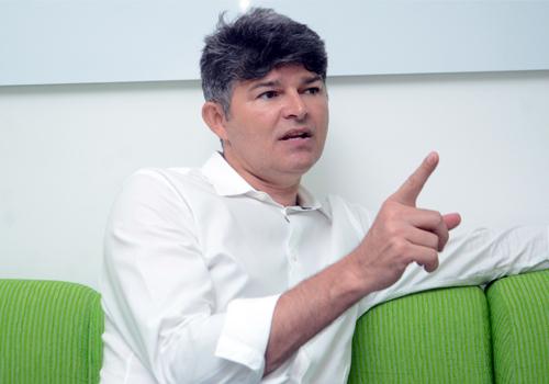 Senador José Medeiros (PSD). Foto: Luan Dourado/GazetaMT