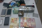 PM prende suspeitos por tráfico de drogas em Rondonópolis