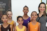 Alunas de ballet de Rondonópolis participarão de seletiva da Escola do Teatro Bolshoi no Brasil