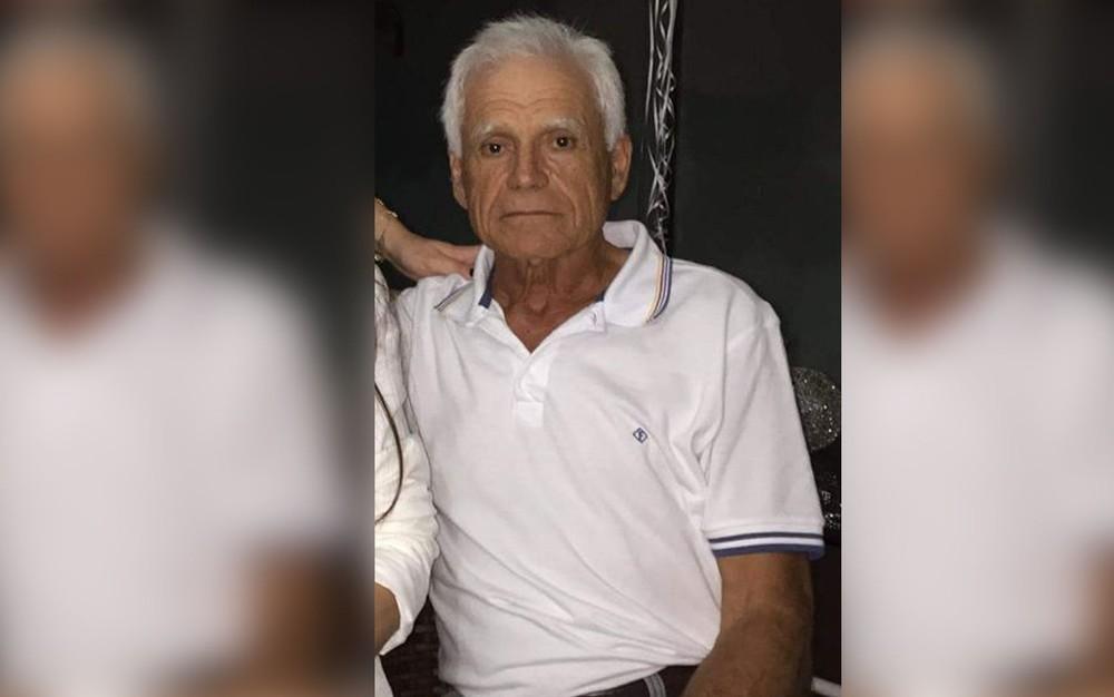 Elói Pereira Duarte, de 77 anos. (Foto: Arquivo pessoal)