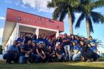 Hemocentro recebe alunos do Senai para visita na unidade
