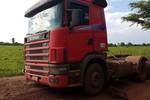 Caminhão roubado em Pedra Preta é recuperado em Rondonópolis