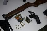 Motorista é preso pela Polícia Ambiental de Rondonópolis com armas e munições