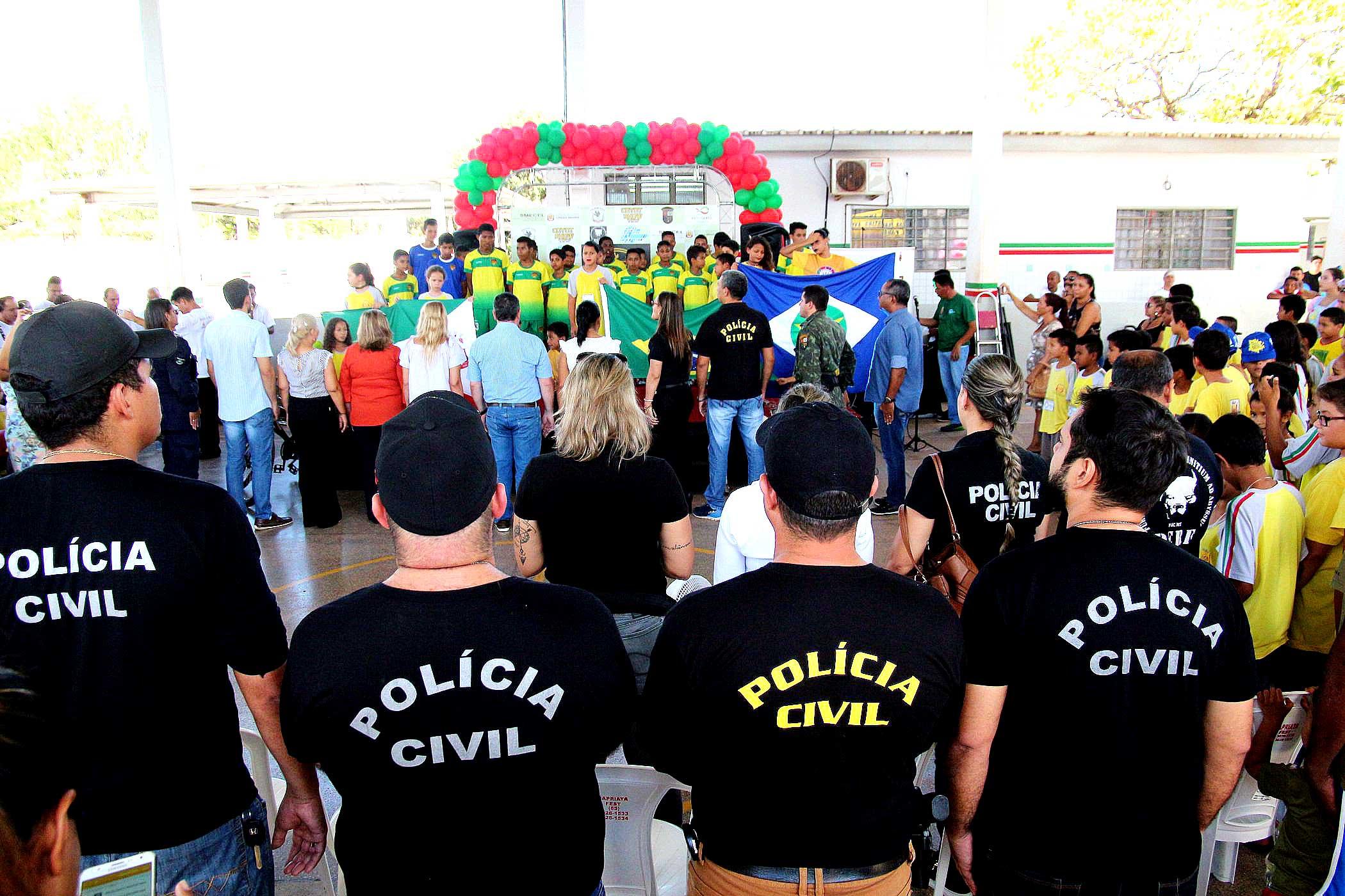 Projeto social é lançado para prevenir entrada de adolescentes na criminalidade. (Foto: Prefeitura Municipal de Várzea Grande)
