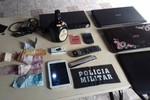 Polícia Militar prende suspeito de roubo em Campo Verde
