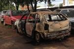 Homem é suspeito de atear fogo em carro de ex-esposa no Campo Limpo