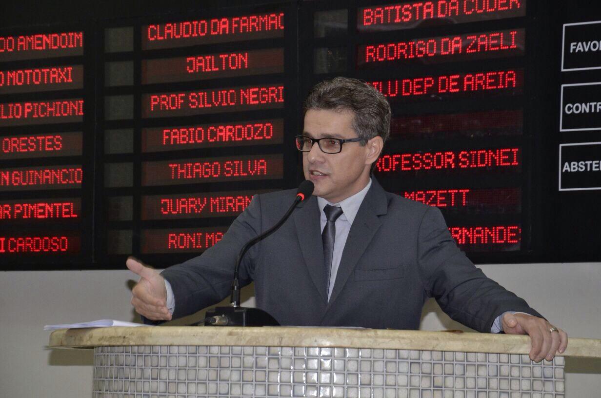 Vereador propõe a criação de novo bairro e universitários escolhem o nome. Foto: assessoria