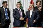 Governo de Mato Grosso e maior empresa chinesa de alimentos ampliam parceria