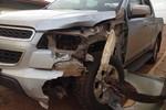 Locutor morre em acidente entre motocicleta e caminhonete na MT-130