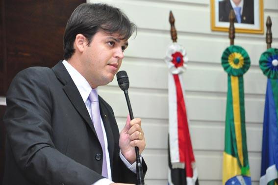 Vereador Thiago Silva