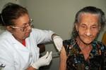 Campanha de vacinação contra a Influenza tem início nesta segunda