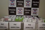DERFs de Cuiabá e Várzea Grande recuperam dezenas de celulares furtados