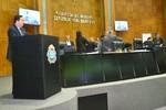 Deputado Valdir Barranco cobra da SESP explicações sobre atraso de verbas para militares