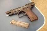 Homem é preso com pistola 765 em Rondonópolis