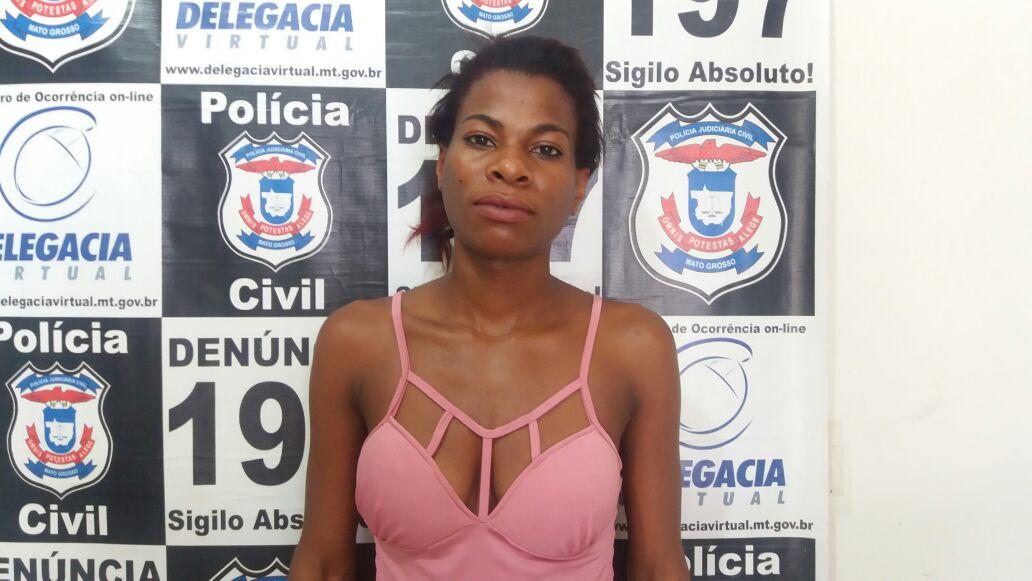 Poliane Romualdo dos Santos. (Foto: divulgação PJC/MT)
