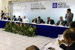 Governadores assinam Carta Cuiabá para criação do Consórcio da Amazônia Legal