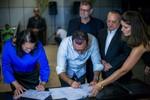 Seduc e Senai firmam parceria para cursos na área de construção civil