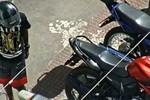 Roubos e furtos de veículos caem, mas de motocicletas crescem