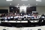 Thiago Silva entrega honrarias para personalidades que fizeram história em Rondonópolis